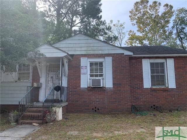 2019 Mississippi Avenue, Savannah, GA 31404 (MLS #260346) :: Heather Murphy Real Estate Group