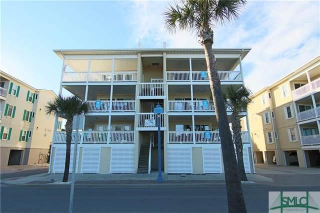 1701 Strand Avenue #4, Tybee Island, GA 31328 (MLS #260351) :: Liza DiMarco