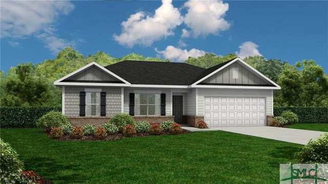 240 Summerhill Drive NE, Ludowici, GA 31316 (MLS #260363) :: Heather Murphy Real Estate Group