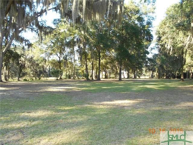 0 Deloach Road, Midway, GA 31320 (MLS #152889) :: Bocook Realty