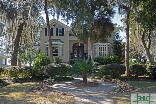 63 Islanders Retreat, Savannah, GA 31411 (MLS #153669) :: Coastal Savannah Homes