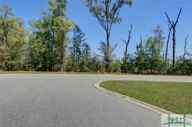7 Doves Nest Court, Savannah, GA 31419 (MLS #155049) :: Coastal Savannah Homes