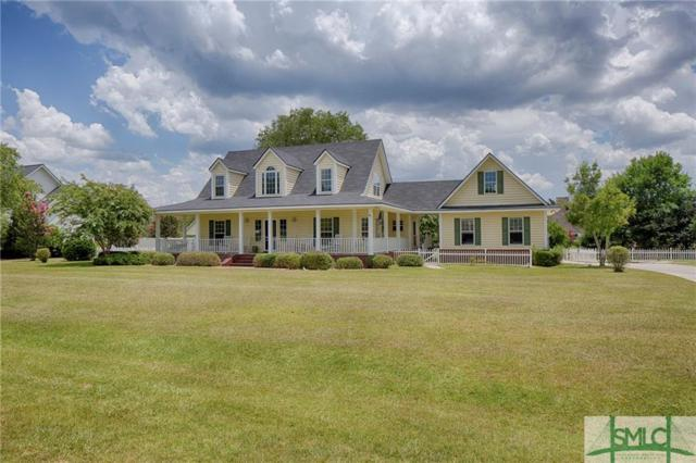 122 Lakewood Drive, Guyton, GA 31312 (MLS #160295) :: The Robin Boaen Group