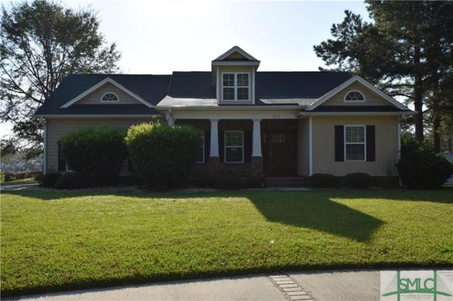 101 Mosswood Drive, Savannah, GA 31405 (MLS #161717) :: Teresa Cowart Team