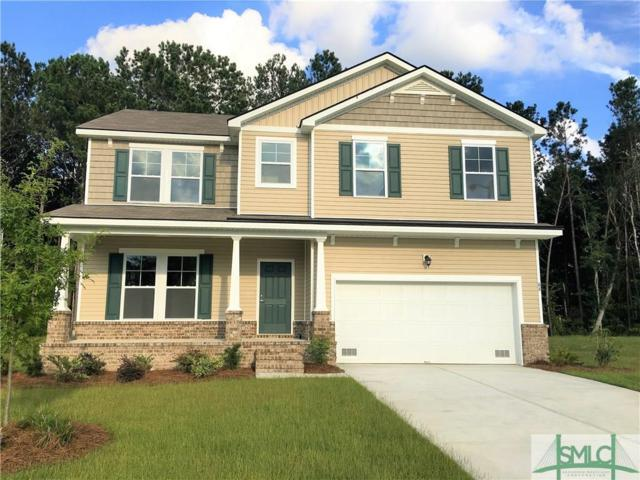 68 Dunnoman Drive, Savannah, GA 31419 (MLS #162528) :: Coastal Savannah Homes