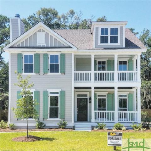 121 Bluffside Circle, Savannah, GA 31404 (MLS #162651) :: Coastal Savannah Homes