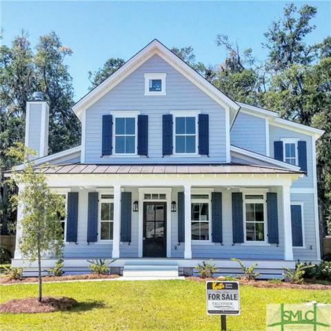 119 Bluffside Circle, Savannah, GA 31404 (MLS #162653) :: The Robin Boaen Group