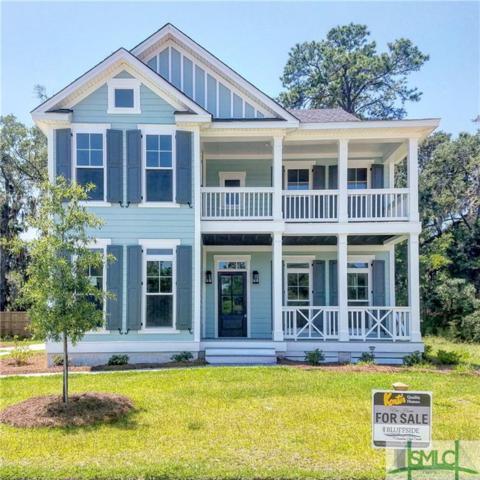 117 Bluffside Circle, Savannah, GA 31404 (MLS #162658) :: Coastal Savannah Homes