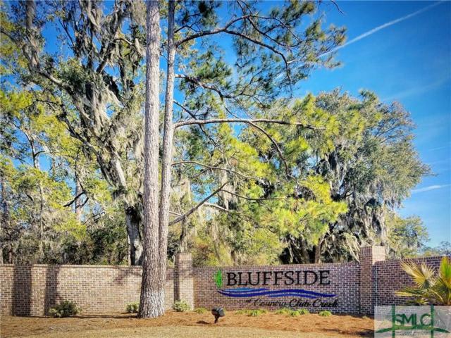 137 Bluffside Circle, Savannah, GA 31404 (MLS #166367) :: The Sheila Doney Team