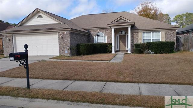 131 Hopeland Drive, Savannah, GA 31419 (MLS #166853) :: The Sheila Doney Team