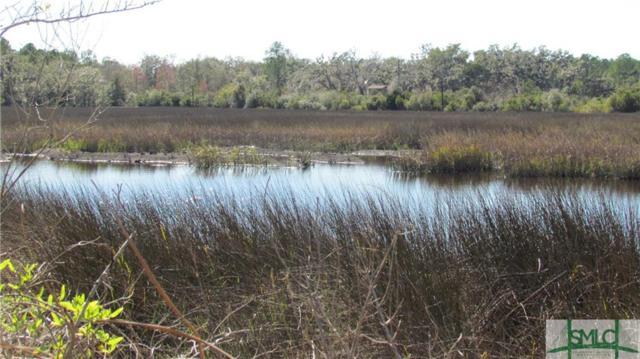 611 Pine Avenue, Midway, GA 31320 (MLS #167675) :: Coastal Savannah Homes