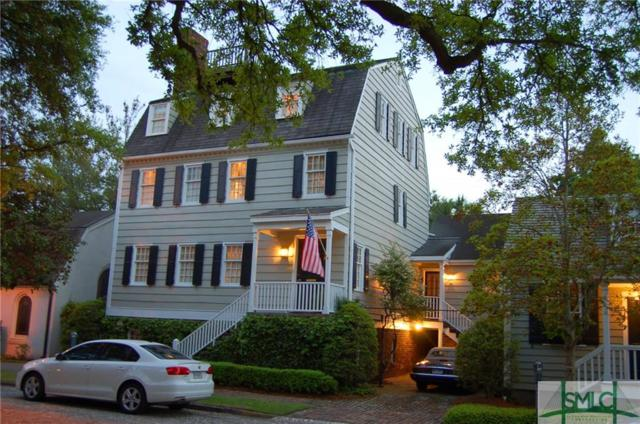 507 E Saint Julian Street, Savannah, GA 31401 (MLS #171023) :: The Arlow Real Estate Group