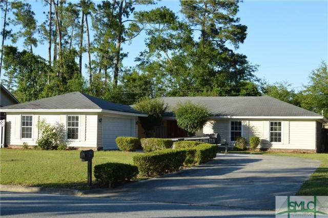 126 Blue Marlin Drive, Savannah, GA 31410 (MLS #171155) :: Coastal Savannah Homes