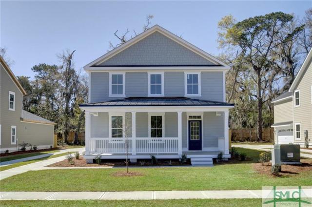 125 Bluffside Circle, Savannah, GA 31404 (MLS #171686) :: Coastal Savannah Homes