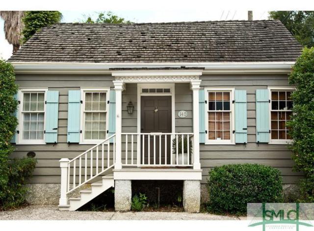 140 Price Street, Savannah, GA 31401 (MLS #172920) :: The Arlow Real Estate Group