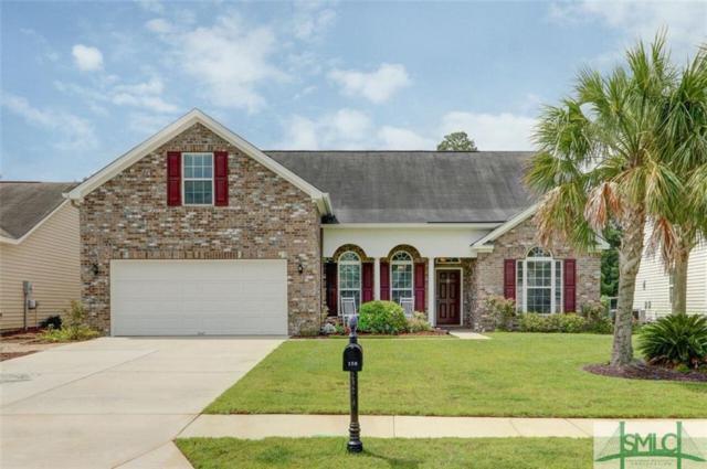 158 Carlisle Way, Savannah, GA 31419 (MLS #174458) :: Coastal Savannah Homes