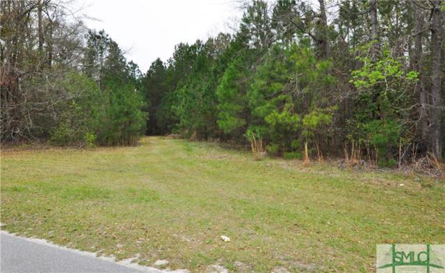000 Button Gwinnett Avenue, Midway, GA 31320 (MLS #174787) :: Coastal Savannah Homes