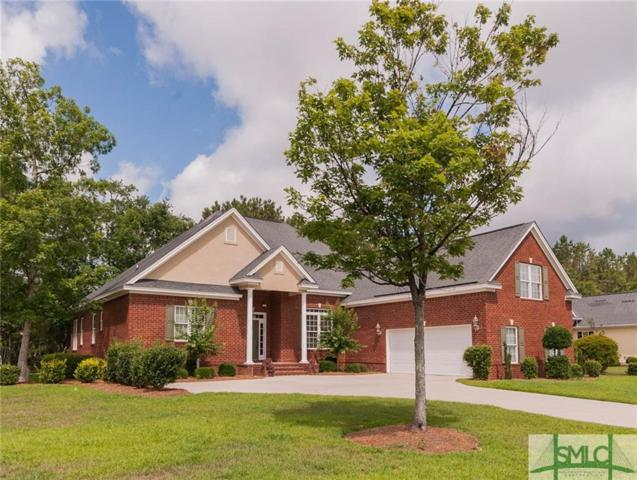 201 Mallard Loop Road, Savannah, GA 31405 (MLS #174838) :: Teresa Cowart Team