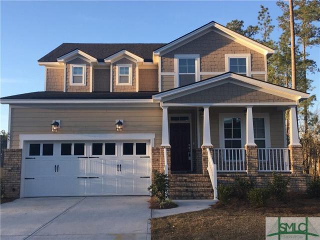 655 Wyndham Way, Pooler, GA 31322 (MLS #175016) :: Coastal Savannah Homes