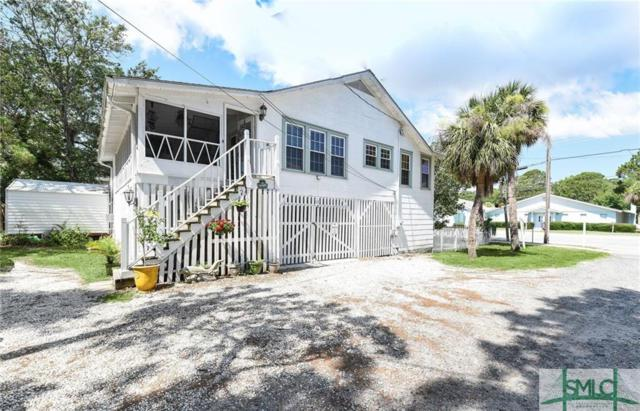 13 8th Place, Tybee Island, GA 31328 (MLS #175232) :: The Arlow Real Estate Group