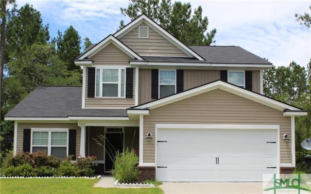 1316 Hill View, Hinesville, GA 31313 (MLS #175514) :: Teresa Cowart Team
