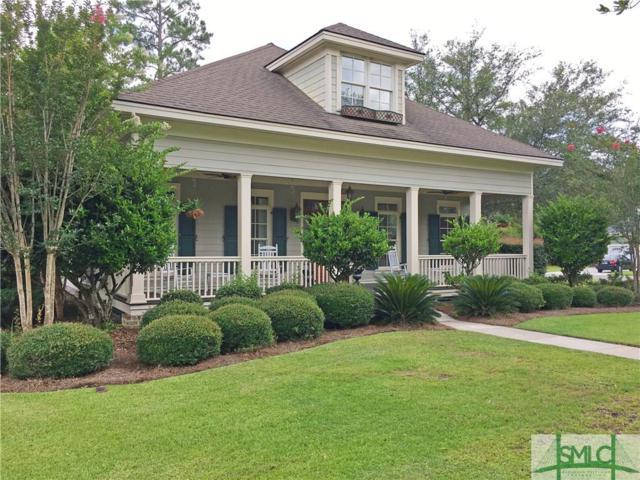 257 Spanton Crescent, Pooler, GA 31322 (MLS #176291) :: Coastal Savannah Homes