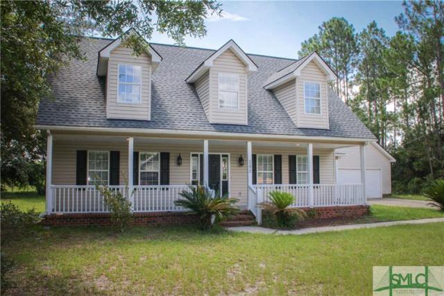 285 Plantation Road, Midway, GA 31320 (MLS #176933) :: Coastal Savannah Homes