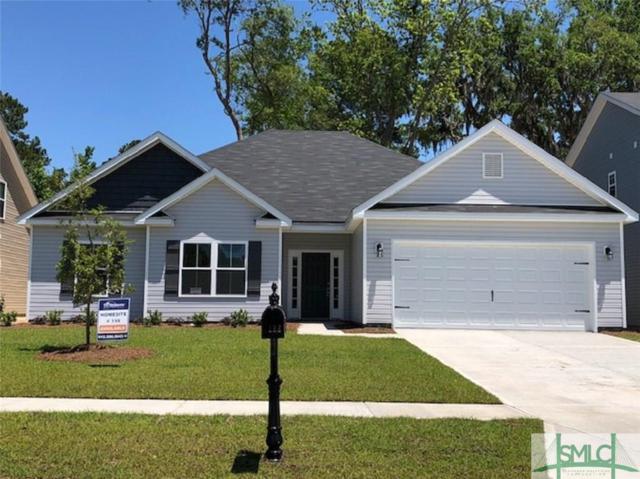 196 Sawgrass Drive, Savannah, GA 31405 (MLS #177152) :: Teresa Cowart Team