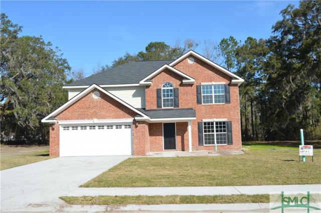 54 Maggie Lane, Allenhurst, GA 31301 (MLS #177194) :: Coastal Savannah Homes