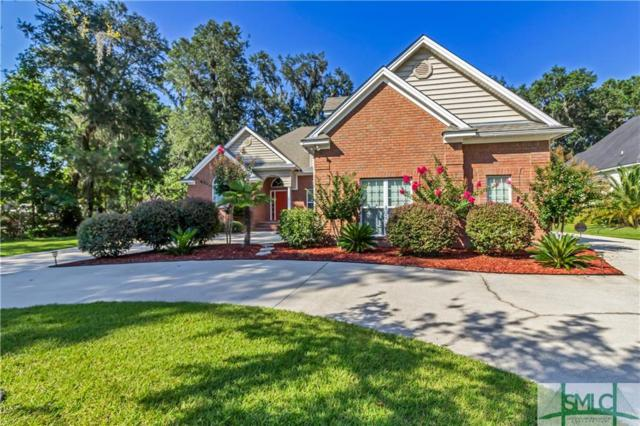 61 Wysteria Drive, Richmond Hill, GA 31324 (MLS #177222) :: Coastal Savannah Homes