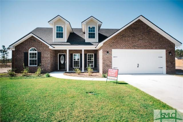 55 Wyatt Court NE, Ludowici, GA 31316 (MLS #177238) :: Coastal Savannah Homes