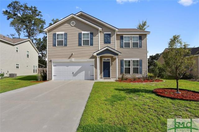 134 Endicott Drive, Savannah, GA 31419 (MLS #178234) :: Coastal Savannah Homes