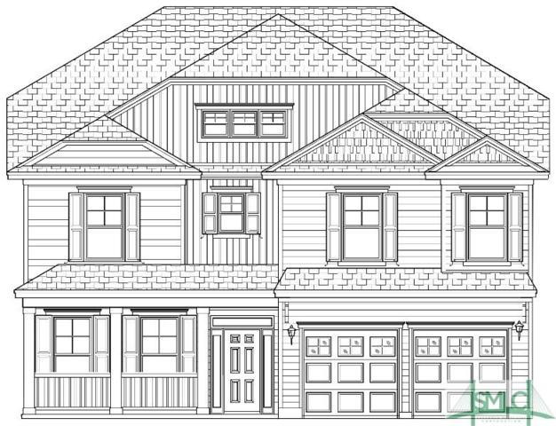 185 Waverly Lane, Richmond Hill, GA 31324 (MLS #178529) :: Coastal Savannah Homes