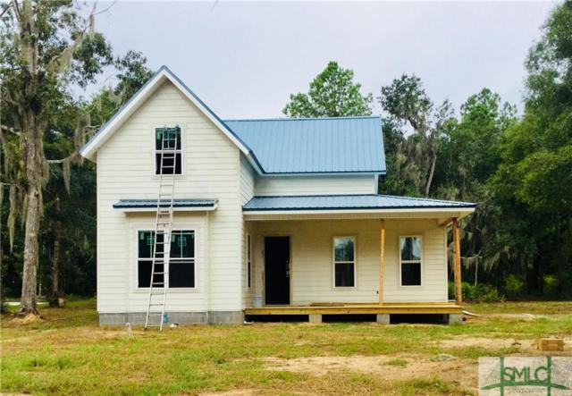 Lot 8 Goodman Drive, Sunbury, GA 31320 (MLS #178958) :: Coastal Savannah Homes