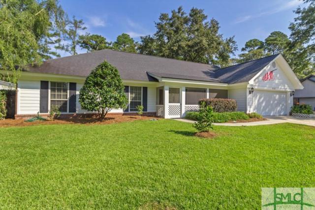 313 Steele Wood Drive, Richmond Hill, GA 31324 (MLS #179173) :: Coastal Savannah Homes