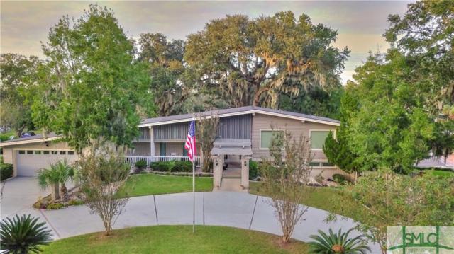 211 Pine Grove Drive, Savannah, GA 31419 (MLS #179423) :: Coastal Savannah Homes