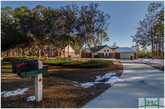 120 Crystal Drive, Rincon, GA 31326 (MLS #180924) :: The Arlow Real Estate Group