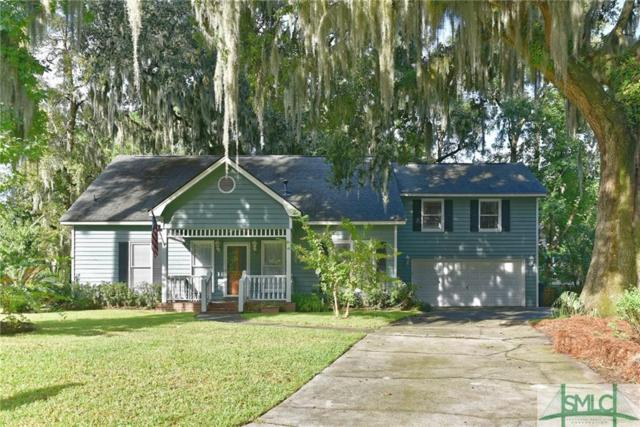 14 Brighton Way, Savannah, GA 31406 (MLS #181071) :: Coastal Savannah Homes