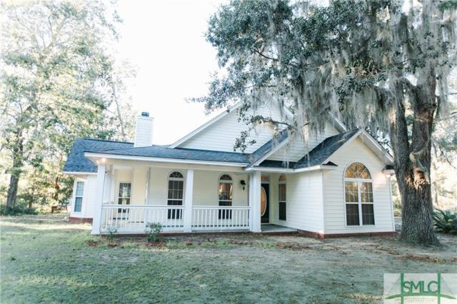 1088 Hudson Creek Drive, Darien, GA 31305 (MLS #181324) :: The Robin Boaen Group