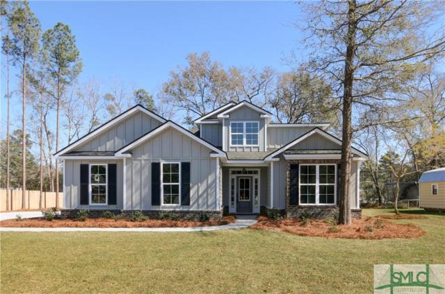 165 South Effingham Plantation Drive, Guyton, GA 31312 (MLS #181529) :: Coastal Savannah Homes