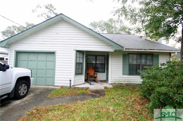 1371 Forest Lake Drive, Hinesville, GA 31313 (MLS #181666) :: The Randy Bocook Real Estate Team