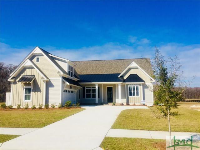 5 Moss Lane, Pooler, GA 31322 (MLS #181739) :: Coastal Savannah Homes