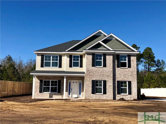 106 Altamonte Drive, Guyton, GA 31312 (MLS #181893) :: Coastal Savannah Homes