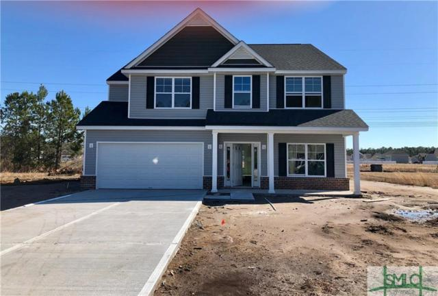 107 Altamonte Drive, Guyton, GA 31312 (MLS #181899) :: Coastal Savannah Homes