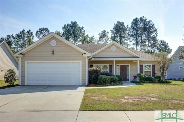 74 Gateway Drive, Pooler, GA 31322 (MLS #182091) :: Coastal Savannah Homes