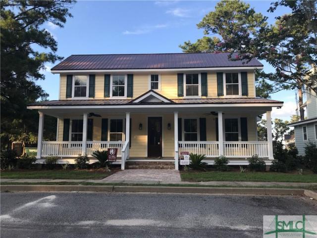 78 N Yellow Bluff Drive E, Midway, GA 31320 (MLS #182201) :: Karyn Thomas