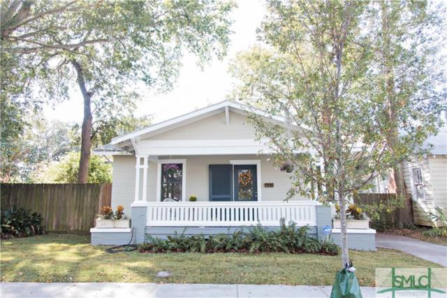 821 E 40th Street, Savannah, GA 31401 (MLS #182215) :: Coastal Savannah Homes