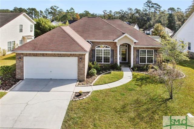 4 N Boulder Cove, Savannah, GA 31419 (MLS #182315) :: Coastal Savannah Homes