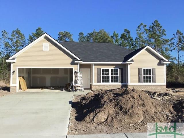 1362 Poplar Circle, Hinesville, GA 31313 (MLS #182442) :: Coastal Savannah Homes