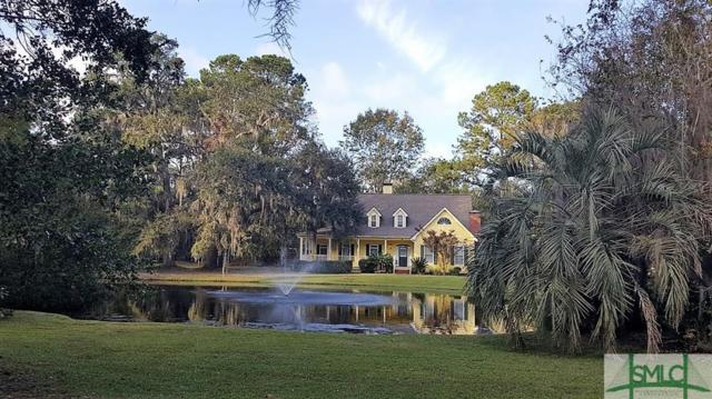 4876 Sunbury Road, Midway, GA 31320 (MLS #182524) :: Coastal Savannah Homes